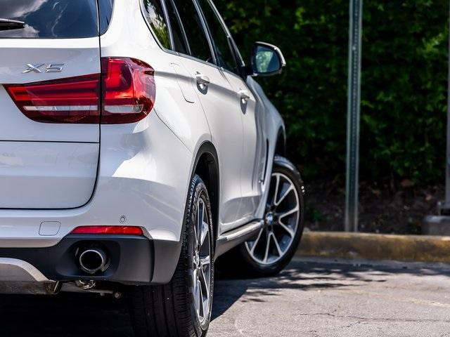 Used 2017 BMW X5 xDrive35i for sale $36,495 at Gravity Autos Atlanta in Chamblee GA 30341 43