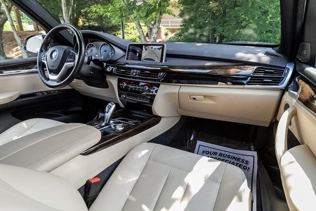 Used 2017 BMW X5 xDrive35i for sale $36,495 at Gravity Autos Atlanta in Chamblee GA 30341 5