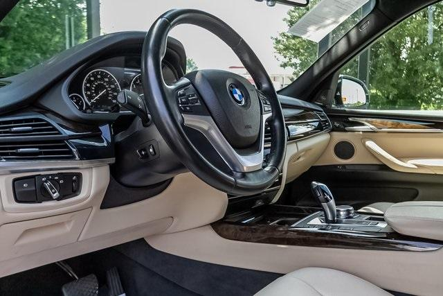 Used 2017 BMW X5 xDrive35i for sale $36,495 at Gravity Autos Atlanta in Chamblee GA 30341 7