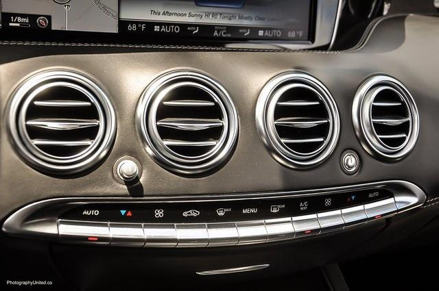 Used 2015 Mercedes-Benz S-Class S 550 for sale $61,795 at Gravity Autos Atlanta in Chamblee GA 30341 15