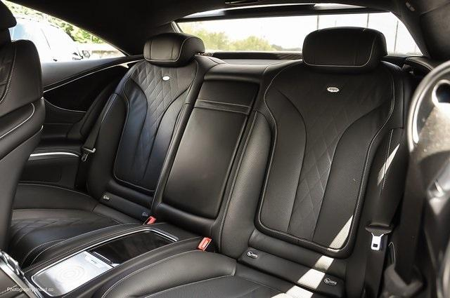 Used 2015 Mercedes-Benz S-Class S 550 for sale $61,795 at Gravity Autos Atlanta in Chamblee GA 30341 25