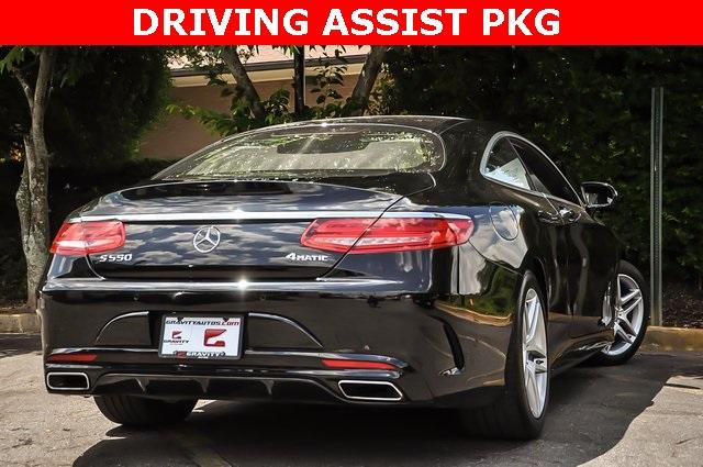 Used 2015 Mercedes-Benz S-Class S 550 for sale $61,795 at Gravity Autos Atlanta in Chamblee GA 30341 4