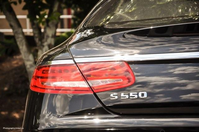 Used 2015 Mercedes-Benz S-Class S 550 for sale $61,795 at Gravity Autos Atlanta in Chamblee GA 30341 6
