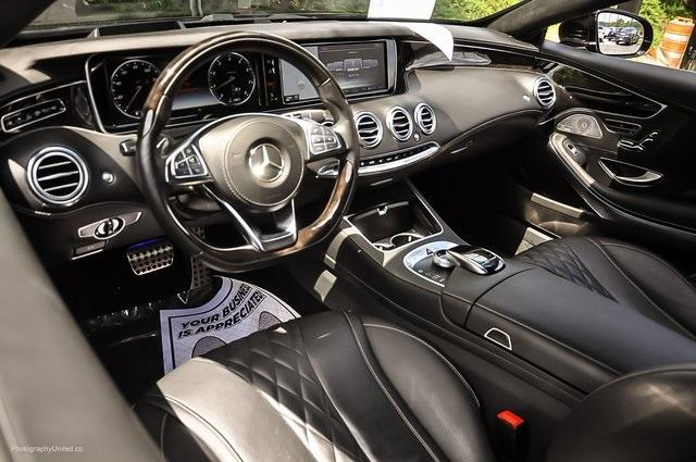 Used 2015 Mercedes-Benz S-Class S 550 for sale $61,795 at Gravity Autos Atlanta in Chamblee GA 30341 7