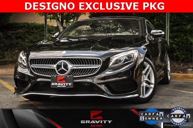Used 2015 Mercedes-Benz S-Class S 550 for sale $61,795 at Gravity Autos Atlanta in Chamblee GA 30341 1