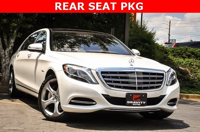 Used 2017 Mercedes-Benz S-Class Maybach S550 for sale $86,995 at Gravity Autos Atlanta in Chamblee GA 30341 2