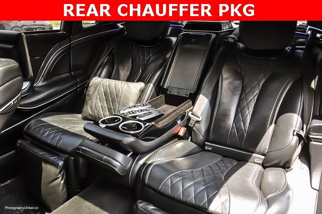 Used 2017 Mercedes-Benz S-Class Maybach S550 for sale $86,995 at Gravity Autos Atlanta in Chamblee GA 30341 24