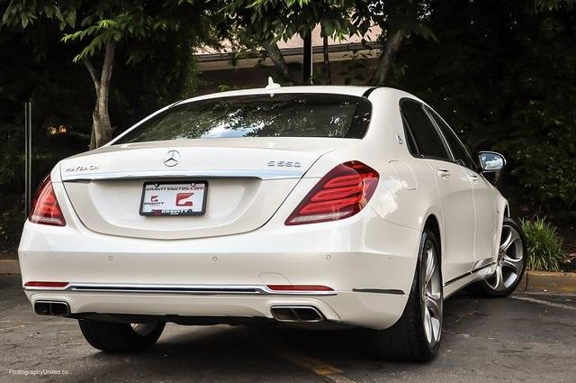 Used 2017 Mercedes-Benz S-Class Maybach S550 for sale $86,995 at Gravity Autos Atlanta in Chamblee GA 30341 4