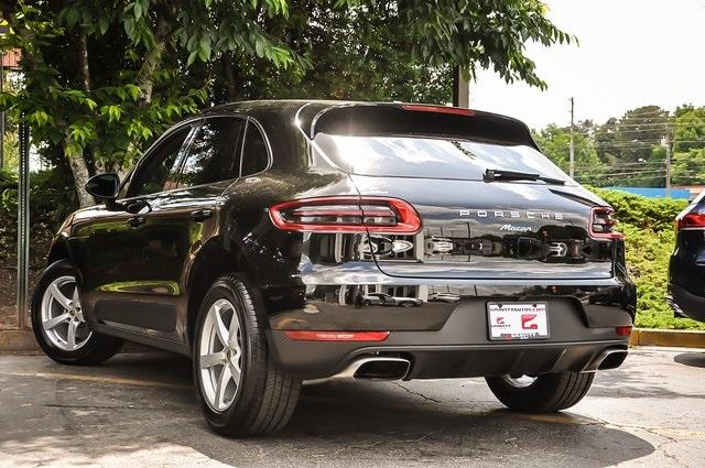 Used 2018 Porsche Macan Base for sale Sold at Gravity Autos Atlanta in Chamblee GA 30341 3