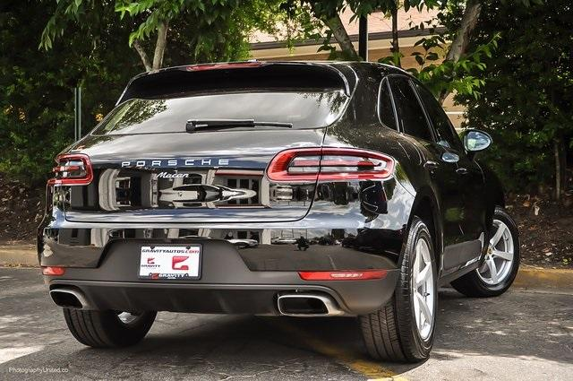 Used 2018 Porsche Macan Base for sale Sold at Gravity Autos Atlanta in Chamblee GA 30341 4