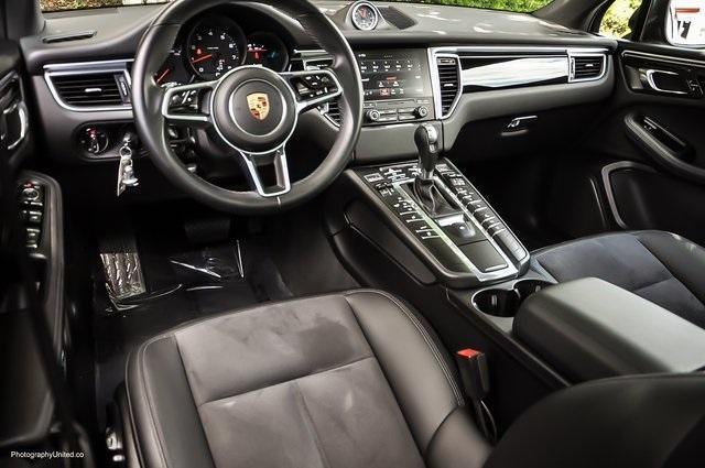 Used 2018 Porsche Macan Base for sale Sold at Gravity Autos Atlanta in Chamblee GA 30341 7
