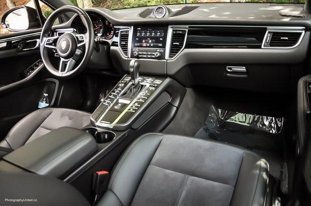 Used 2018 Porsche Macan Base for sale Sold at Gravity Autos Atlanta in Chamblee GA 30341 8