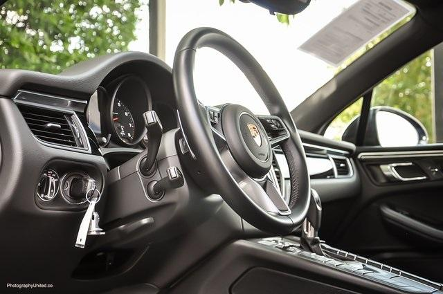 Used 2018 Porsche Macan Base for sale Sold at Gravity Autos Atlanta in Chamblee GA 30341 9