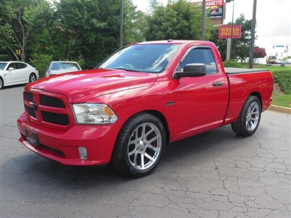 Used 2013 Ram 1500 Tradesman for sale Sold at Gravity Autos in Roswell GA 30076 3