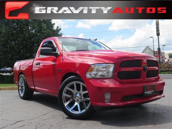 Used 2013 Ram 1500 Tradesman for sale Sold at Gravity Autos in Roswell GA 30076 1