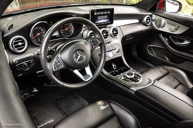 Used 2018 Mercedes-Benz C-Class C 300 for sale Sold at Gravity Autos Atlanta in Chamblee GA 30341 7
