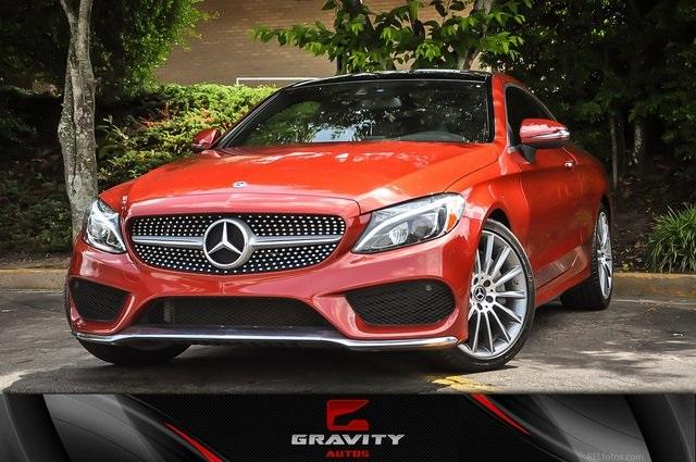 Used 2018 Mercedes-Benz C-Class C 300 for sale Sold at Gravity Autos Atlanta in Chamblee GA 30341 1
