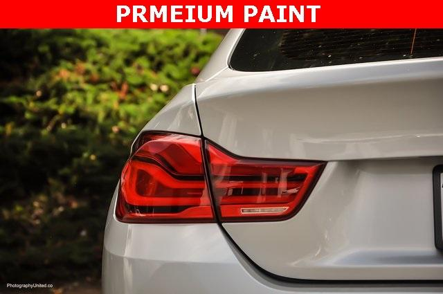 Used 2018 BMW 4 Series 430i Gran Coupe for sale $29,799 at Gravity Autos Atlanta in Chamblee GA 30341 6