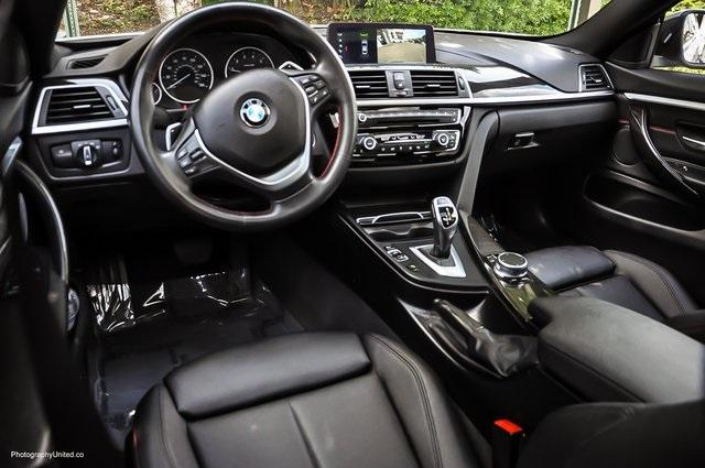 Used 2018 BMW 4 Series 430i Gran Coupe for sale $29,799 at Gravity Autos Atlanta in Chamblee GA 30341 7