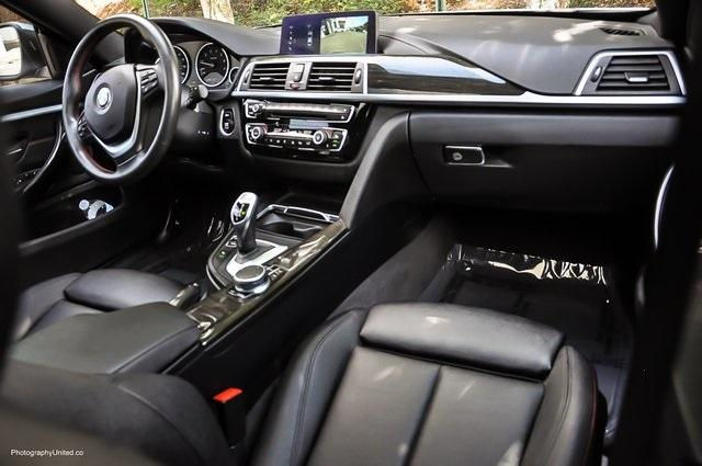 Used 2018 BMW 4 Series 430i Gran Coupe for sale $29,799 at Gravity Autos Atlanta in Chamblee GA 30341 8