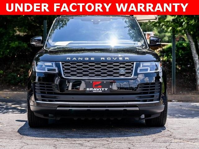 Used 2018 Land Rover Range Rover 5.0L V8 Supercharged for sale $89,995 at Gravity Autos Atlanta in Chamblee GA 30341 2
