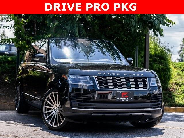 Used 2018 Land Rover Range Rover 5.0L V8 Supercharged for sale $89,995 at Gravity Autos Atlanta in Chamblee GA 30341 3
