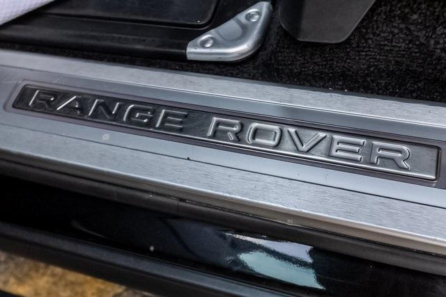Used 2018 Land Rover Range Rover 5.0L V8 Supercharged for sale $89,995 at Gravity Autos Atlanta in Chamblee GA 30341 30