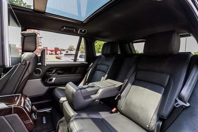Used 2018 Land Rover Range Rover 5.0L V8 Supercharged for sale $89,995 at Gravity Autos Atlanta in Chamblee GA 30341 35