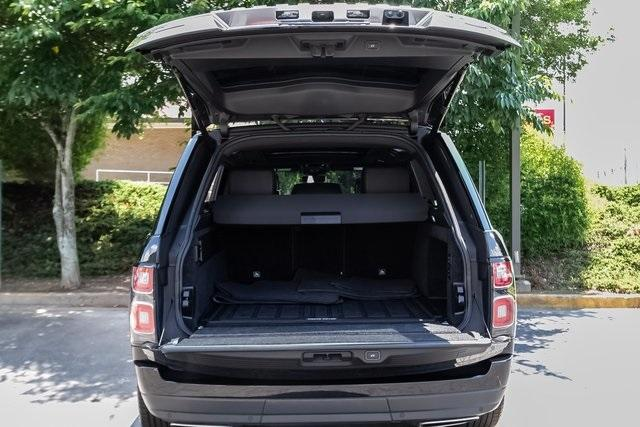 Used 2018 Land Rover Range Rover 5.0L V8 Supercharged for sale $89,995 at Gravity Autos Atlanta in Chamblee GA 30341 40