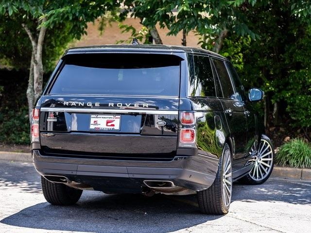 Used 2018 Land Rover Range Rover 5.0L V8 Supercharged for sale $89,995 at Gravity Autos Atlanta in Chamblee GA 30341 47