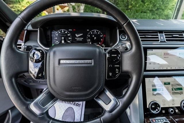 Used 2018 Land Rover Range Rover 5.0L V8 Supercharged for sale $89,995 at Gravity Autos Atlanta in Chamblee GA 30341 8