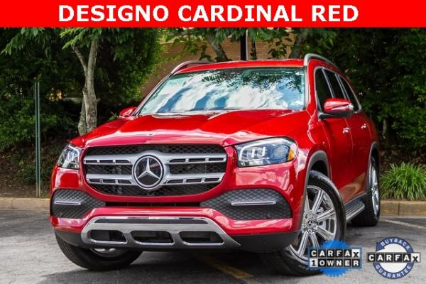 Used Used 2020 Mercedes-Benz GLS GLS 450 for sale $79,495 at Gravity Autos Atlanta in Chamblee GA