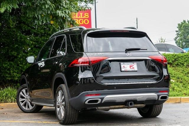 Used 2020 Mercedes-Benz GLE GLE 350 for sale Sold at Gravity Autos Atlanta in Chamblee GA 30341 46