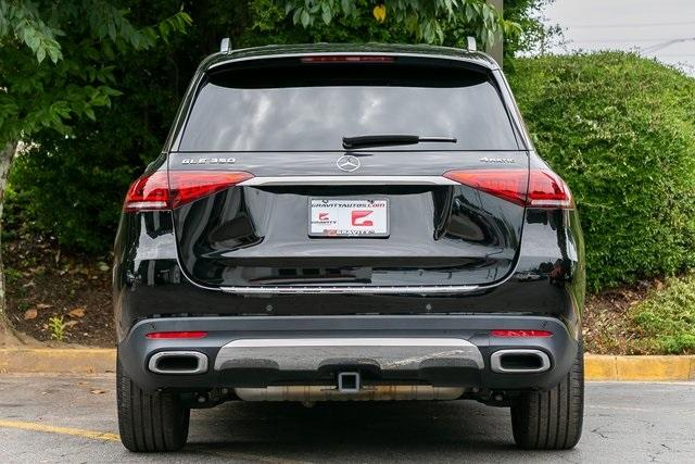 Used 2020 Mercedes-Benz GLE GLE 350 for sale Sold at Gravity Autos Atlanta in Chamblee GA 30341 47