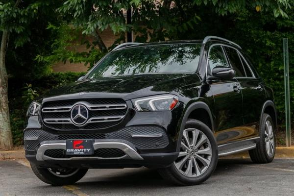 Used Used 2020 Mercedes-Benz GLE GLE 350 for sale $57,995 at Gravity Autos Atlanta in Chamblee GA