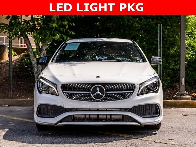 Used 2018 Mercedes-Benz CLA CLA 250 for sale $28,995 at Gravity Autos Atlanta in Chamblee GA 30341 2
