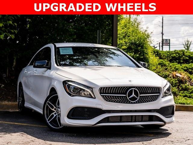 Used 2018 Mercedes-Benz CLA CLA 250 for sale $28,995 at Gravity Autos Atlanta in Chamblee GA 30341 3