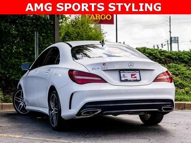 Used 2018 Mercedes-Benz CLA CLA 250 for sale $28,995 at Gravity Autos Atlanta in Chamblee GA 30341 42