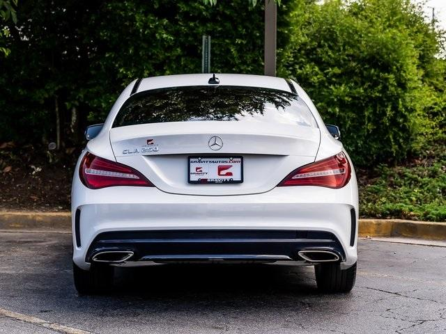 Used 2018 Mercedes-Benz CLA CLA 250 for sale $28,995 at Gravity Autos Atlanta in Chamblee GA 30341 43