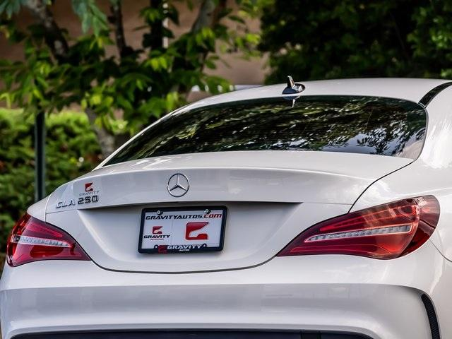 Used 2018 Mercedes-Benz CLA CLA 250 for sale $28,995 at Gravity Autos Atlanta in Chamblee GA 30341 48