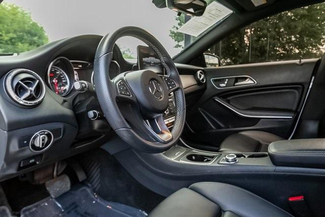 Used 2018 Mercedes-Benz CLA CLA 250 for sale $28,995 at Gravity Autos Atlanta in Chamblee GA 30341 7