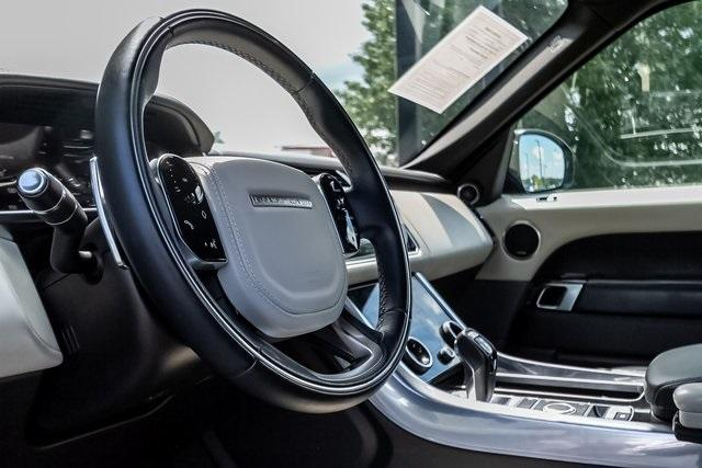 Used 2018 Land Rover Range Rover Sport HSE Dynamic for sale Sold at Gravity Autos Atlanta in Chamblee GA 30341 10
