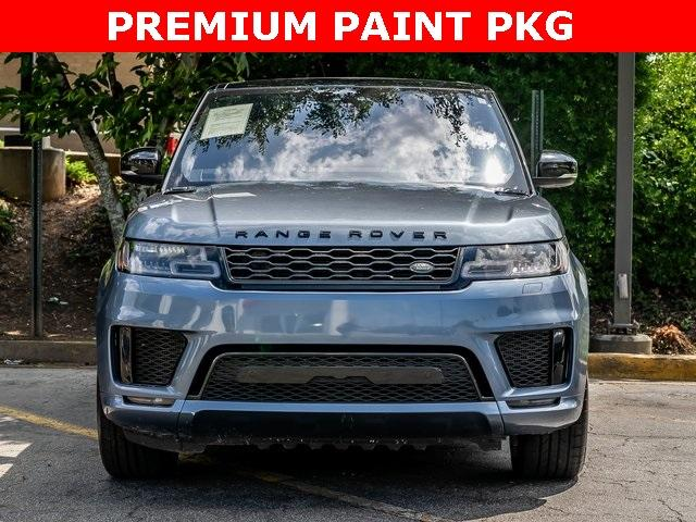 Used 2018 Land Rover Range Rover Sport HSE Dynamic for sale Sold at Gravity Autos Atlanta in Chamblee GA 30341 2