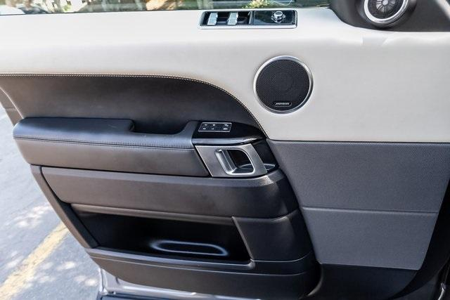 Used 2018 Land Rover Range Rover Sport HSE Dynamic for sale Sold at Gravity Autos Atlanta in Chamblee GA 30341 27