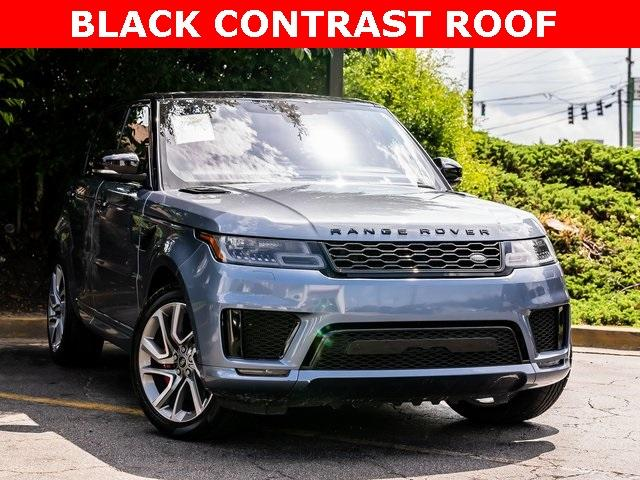 Used 2018 Land Rover Range Rover Sport HSE Dynamic for sale Sold at Gravity Autos Atlanta in Chamblee GA 30341 3