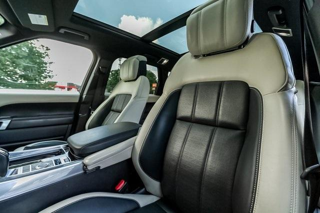 Used 2018 Land Rover Range Rover Sport HSE Dynamic for sale Sold at Gravity Autos Atlanta in Chamblee GA 30341 31
