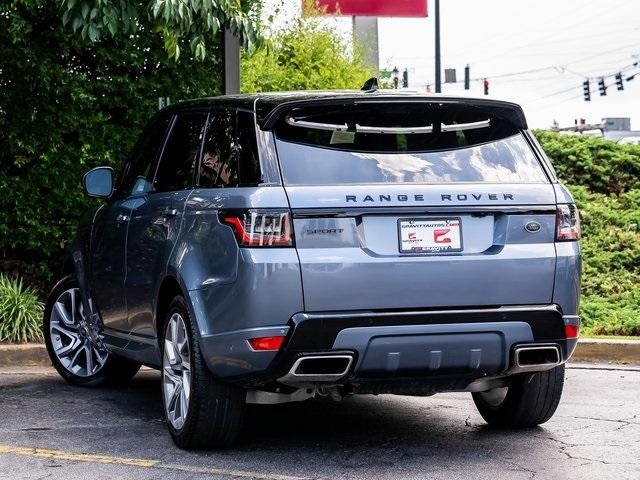 Used 2018 Land Rover Range Rover Sport HSE Dynamic for sale Sold at Gravity Autos Atlanta in Chamblee GA 30341 38