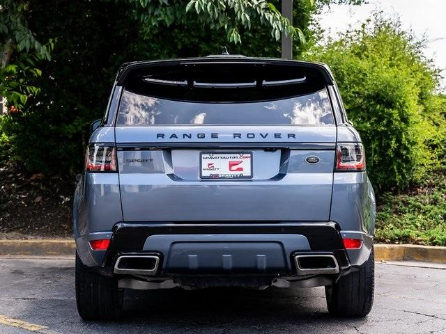 Used 2018 Land Rover Range Rover Sport HSE Dynamic for sale Sold at Gravity Autos Atlanta in Chamblee GA 30341 39