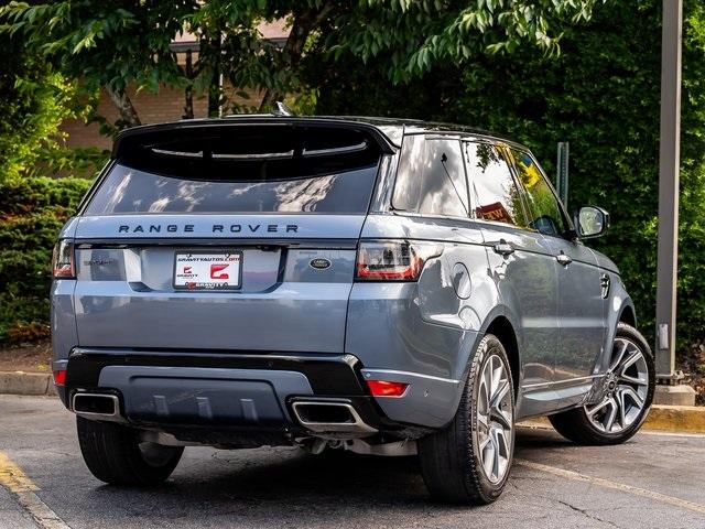 Used 2018 Land Rover Range Rover Sport HSE Dynamic for sale Sold at Gravity Autos Atlanta in Chamblee GA 30341 40