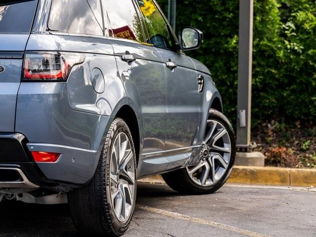 Used 2018 Land Rover Range Rover Sport HSE Dynamic for sale Sold at Gravity Autos Atlanta in Chamblee GA 30341 41